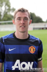 Darren Fletcher, Manchester United Player