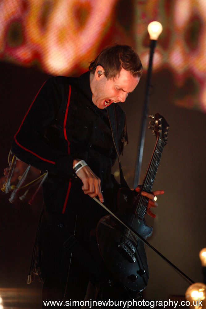 Sigur Rós Live From Jodrell Bank Cheshire Music Photography