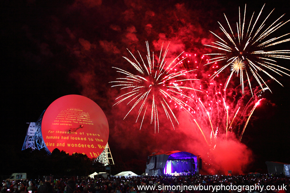 The Hallé Orchestra Live From Jodrell Bank Cheshire Live Music Photography