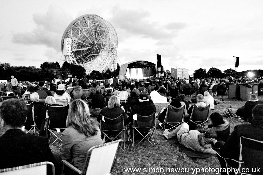 Live From Jodrell Bank Live Music Photography