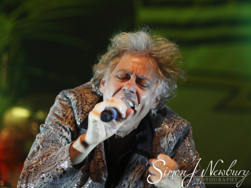 Cheshire music photography. Cheshire music photographer. Boomtown Rats live in Manchester