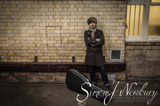 John Bramwell portrait photography. Cheshire portrait photography. Crewe music photography.