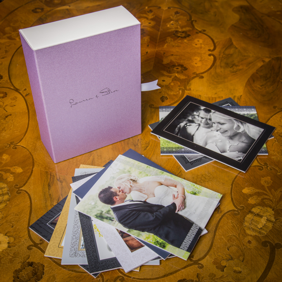 The Astbury Image Box. Graphistudio wedding image box. Italian image box. Cheshire wedding photography. Cheshire wedding photographer