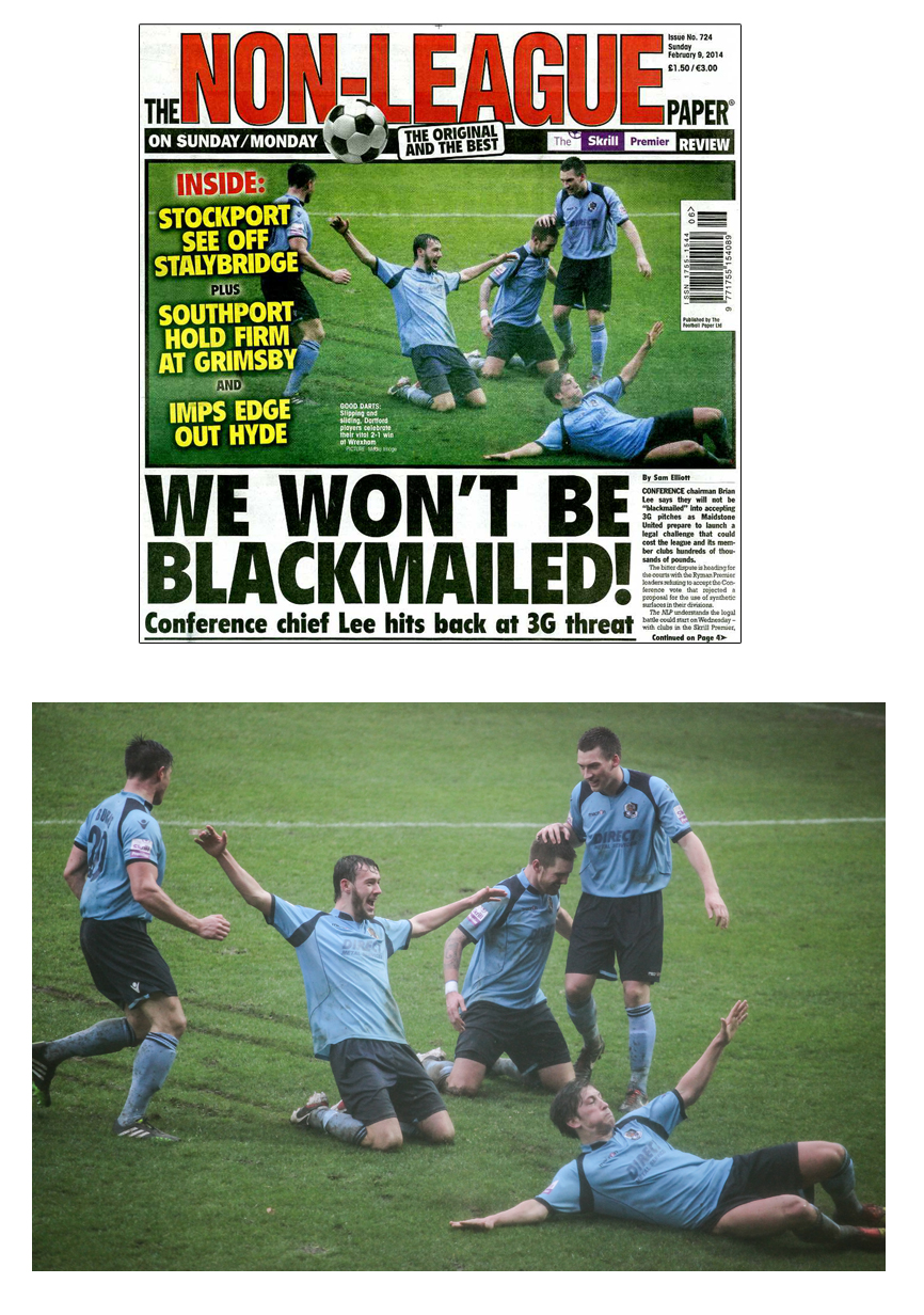 Cheshire press photography. Non League Paper photography. Cheshire press photographer