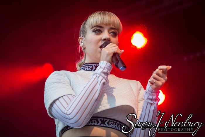 Jessie J live at Delamere Forest, Cheshire photography. Cheshire live music photography. Jessie J live photos. Cheshire live music photographer. Leah McFall