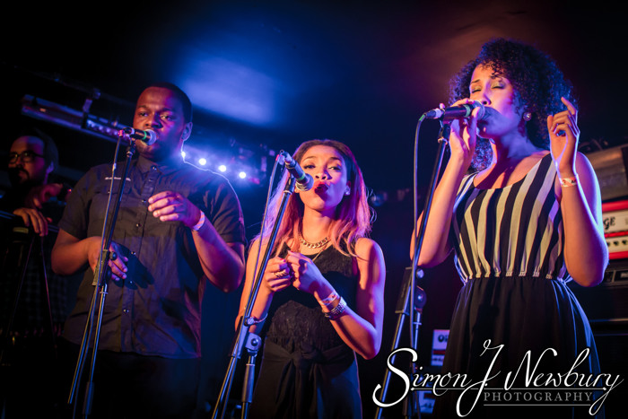 Live music photography - BIMM Manchester. Simon J. Newbury Photography = live music photographers in Cheshire