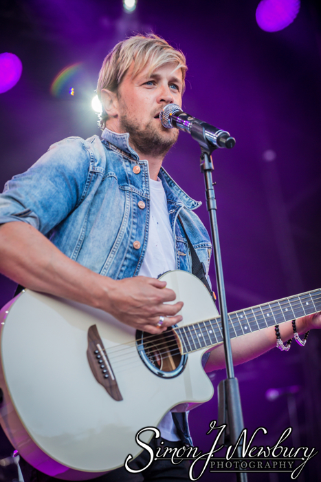 Kian Egan supporting Boyzone live at Delamere Forest 2014. Cheshire photography. Cheshire live music photography. Jessie J live photos. Cheshire live music photographer.