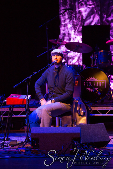 Miles Graham live at Liverpool Philharmonic Hall. Live  music photography