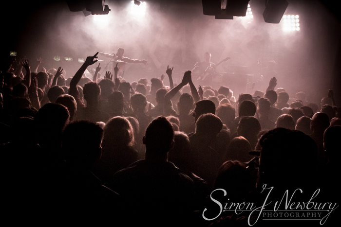 Slaves live at Gorilla Manchester - Cheshire live music photography