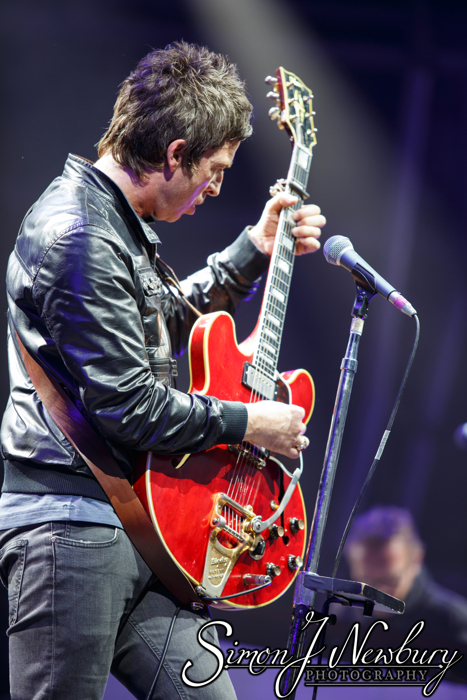 Summer in the City Castlefield Bowl Noel gallagher's High Flying Birds