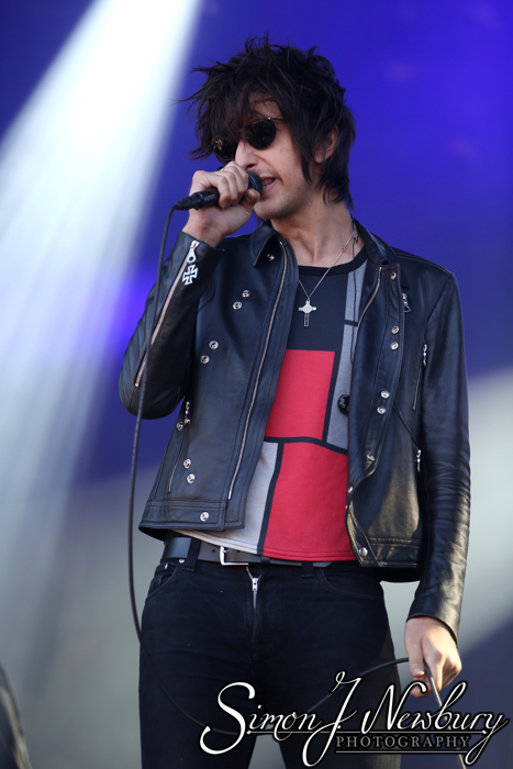 Music Photography: Kendal Calling 2015. The Horrors photos. Professional music photographers based in Cheshire. Festival photography & live music