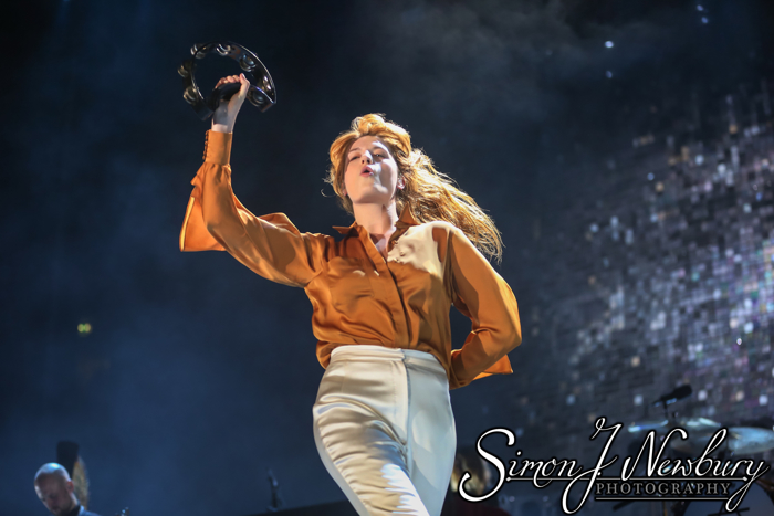 Florence and the Machine live at Manchester Arena