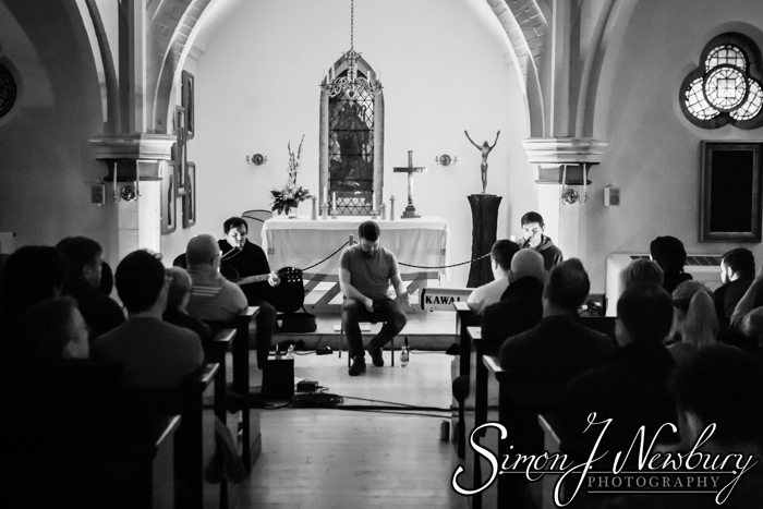 Liverpool Music Week - We Are Catchers - Scandinavian Church