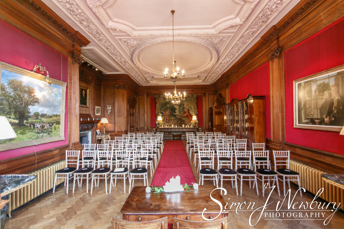Thornton Manor country house weddings