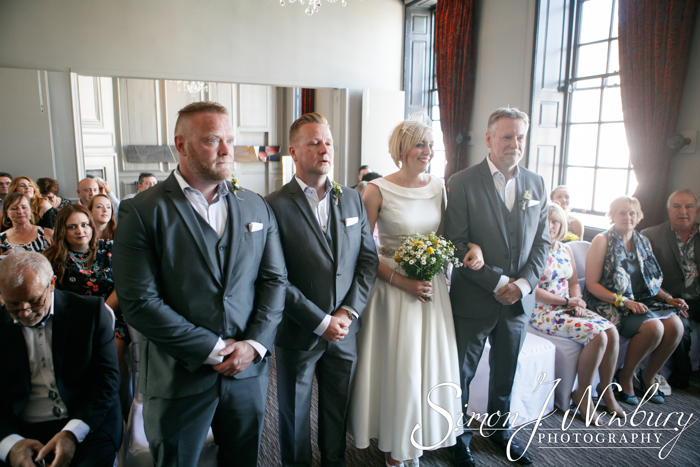 Chester, Cheshire wedding photographer