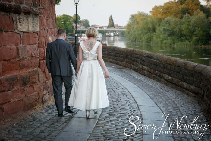Chester wedding photography: Oddfellows Chester