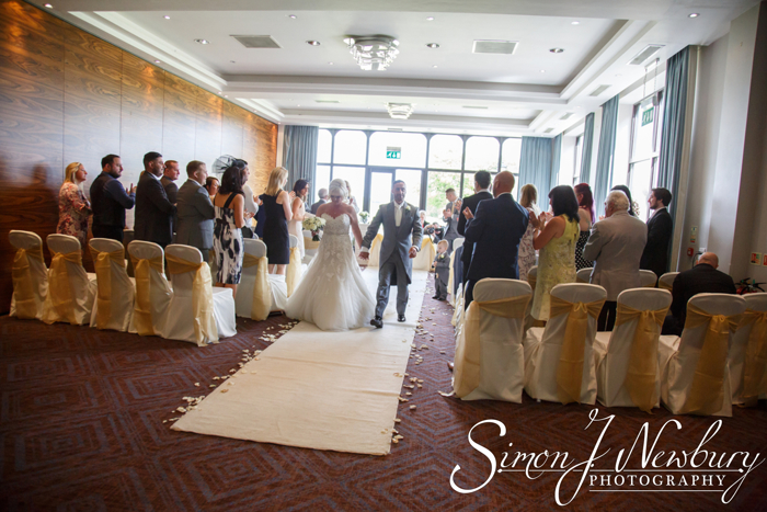 Wedding Photography: Rookery Hall Hotel and Spa, Nantwich - Joanne and John. Nantwich wedding photographer. Cheshire wedding photos at Rookery Hall Hotel