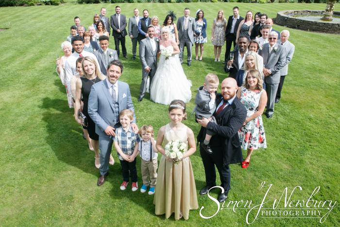 Nantwich wedding photos