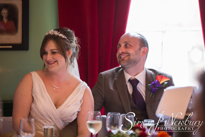 wedding photography at The Swan Tarporley
