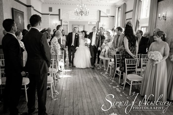 Cheshire wedding photos