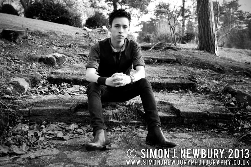 Oli Ng Promotional Music Photography