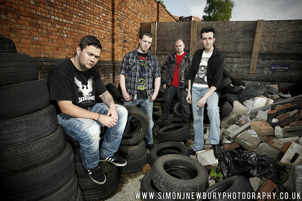 Cheshire live and promo music photography