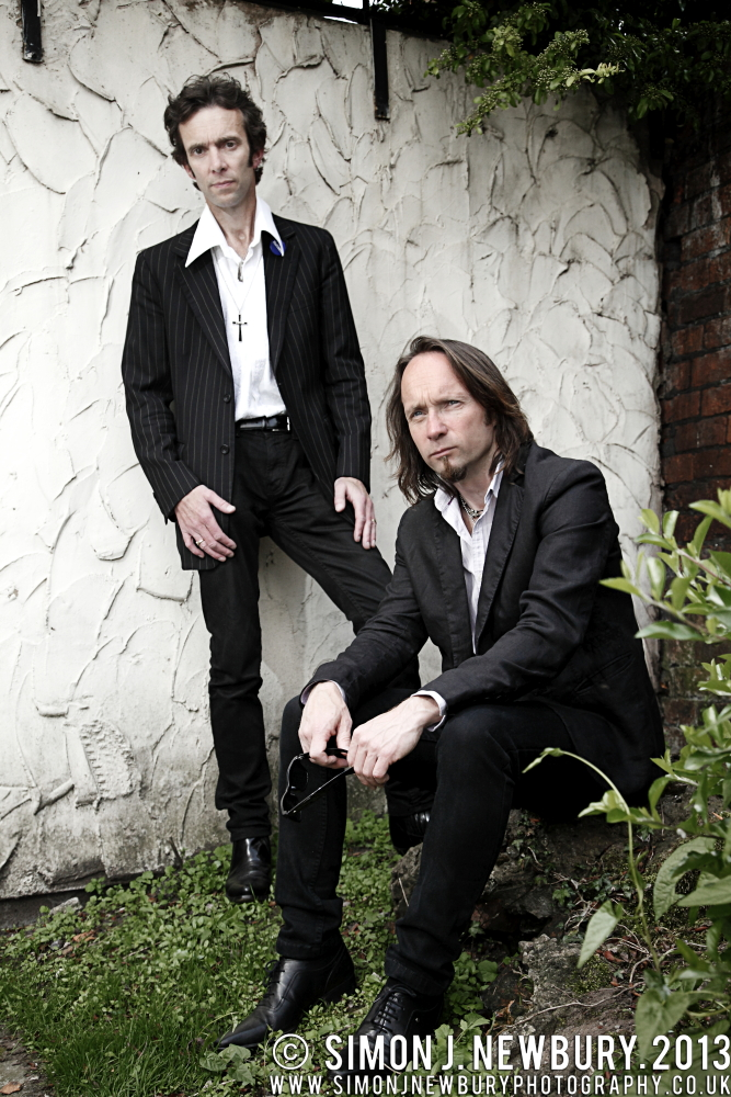 Phil Maddocks & Nick Bayes Cheshire musician promo photography music photography
