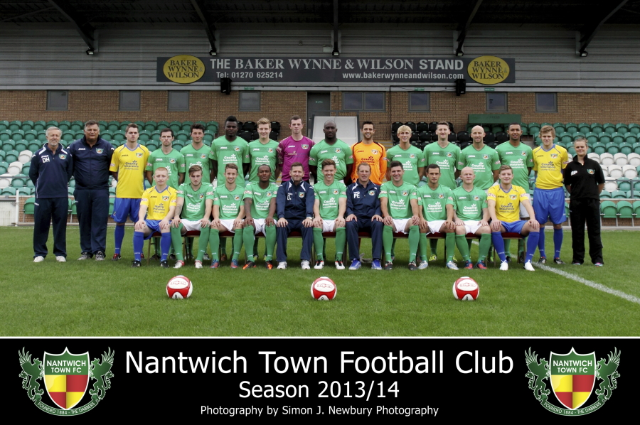 Cheshire Press photography Nantwich Town FC photographer