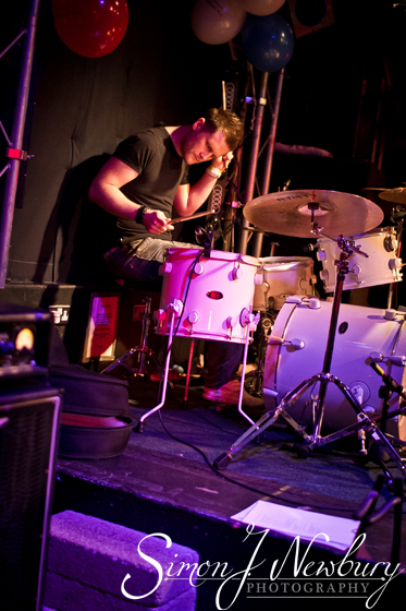 live music photography in Cheshire. Moving Moscow at Boxjam V