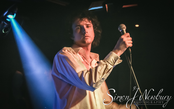 Doors Alive At Debees, Winsford. Live music photography Cheshire