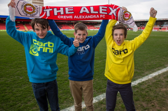 Cheshire Press Photography. Crewe Alexandra Press photographer