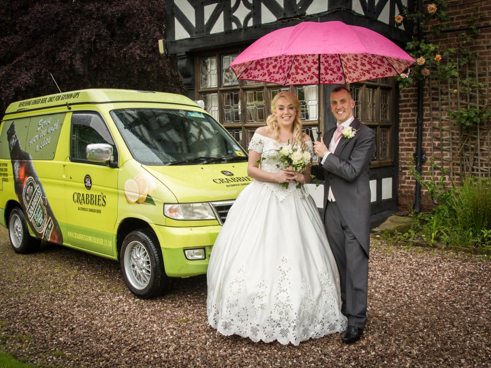 Wedding photography at Halsington Hall, Cheshire. Haslington Hall wedding photography