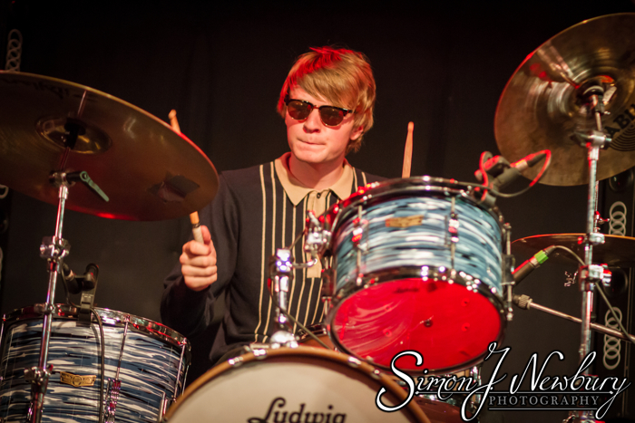 Live music photography Cheshire. Live music photographer. The 45s live The Box Crewe