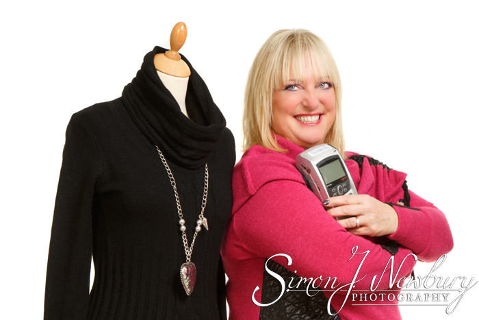 """Commercial photography in Cheshire for Boutique J2S. Portrait and commercial photography for Jules of Boutique j""""s of Cheshire. Professional photographer. Crewe commercial photography"""