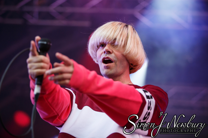 Charlatans live at Castlefield Bowl Manchester. Charlatans live photos. Cheshire music photographer