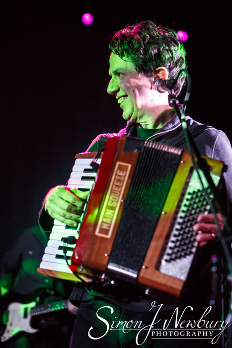 Music Photography: They Might Be Giants - Manchester Academy 2. TMBG live in Manchester UK. TMBG 2016 UK tour photos. They Might Be Giants live photos.
