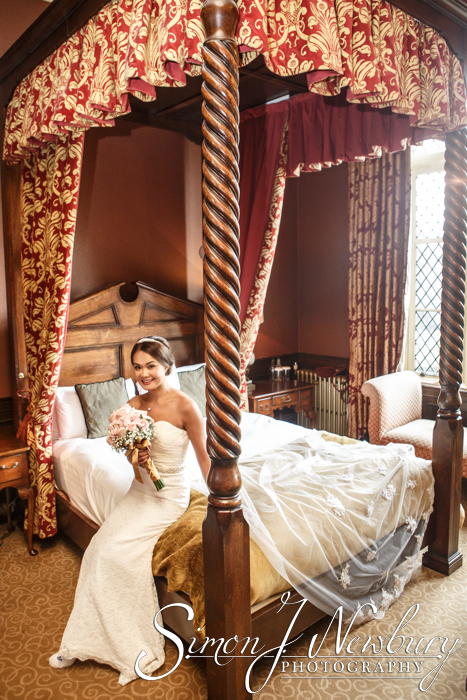 Crewe Hall wedding photography - the wedding of Phinit & Glynn at Crewe Hall Hotel, Crewe, Cheshire. Crewe Hall wedding photos - wedding photographer