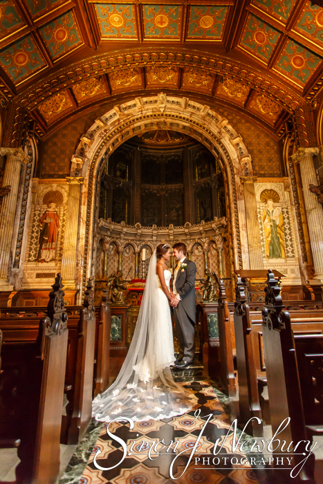 Wedding photos from Crewe Hall Hotel, Cheshire