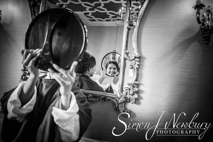 Cheshire wedding photography - the wedding of Phinit & Glynn at Crewe Hall Hotel, Crewe, Cheshire.