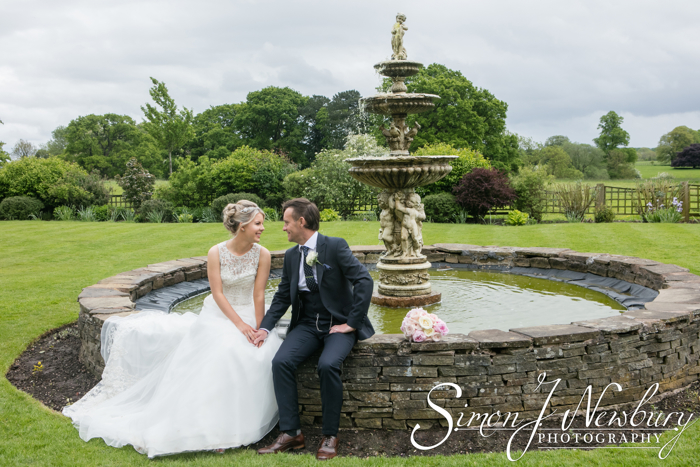 Rookery Hall Hotel and Spa Wedding photography
